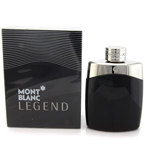 51915a0d9 Legend by Mont Blanc for Men - Eau de Toilette, 100ml: Amazon.ae