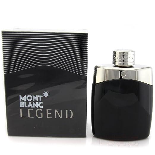 f85114dd1 Legend by Mont Blanc for Men - Eau de Toilette, 100ml: Amazon.ae