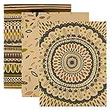 Mead 2 - Pocket Folder, Botanical Boutique, 6 Pack (38198)