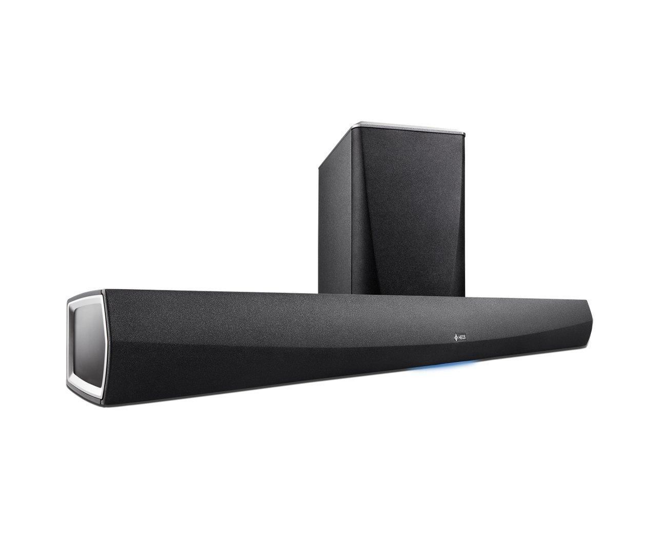 57c24efa4d1 Amazon.com  Denon HEOS HomeCinema Soundbar   Subwoofer  Electronics