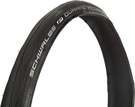 Schwalbe Durano Plus Cubierta para Bicicleta 700x23, Unisex, Negro ...