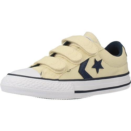 Converse Star Player - Zapatillas Niño: Amazon.es: Zapatos y complementos