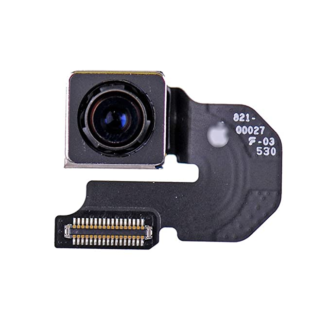 newest 95994 3b799 LUVSS New Back Camera Replacement for iPhone 6S Main Rear Camera Cam Module  Flex Cable Repair Parts
