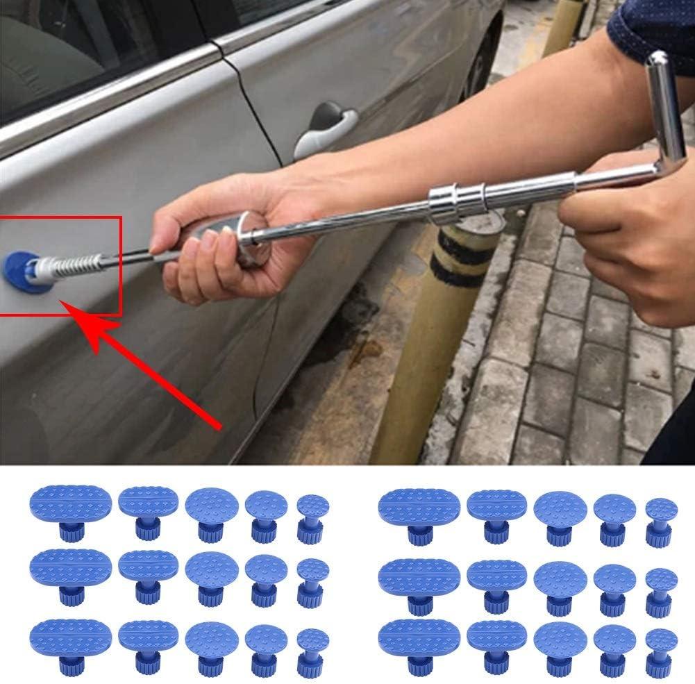 Dent Puller Tabs Paintless r/éparation 30pcs Carrosserie Enl/èvement D/ébosselage Tabs