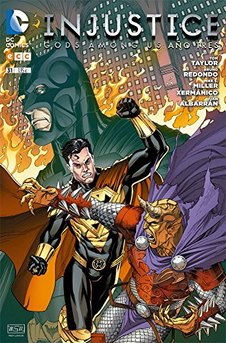 Descargar Libro Injustice 31 Tom Taylor