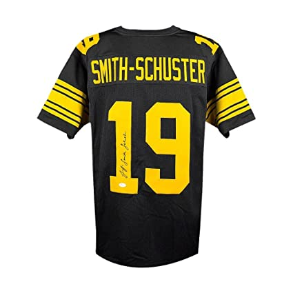 juju smith schuster jersey color rush jersey
