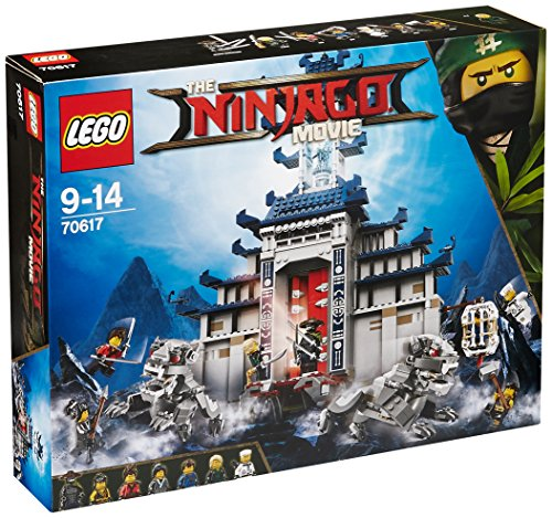 LEGO Ninjago 70617 – Temple of the Ultimate Ultimate Weapon