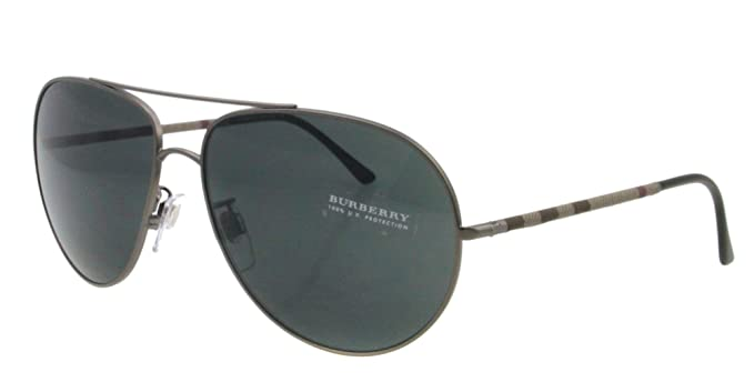 5b9fbcf2fb Image Unavailable. Image not available for. Color  Burberry Sunglasses BE 3055  BLACK 1014 87 BE3055