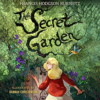Audiobook Image. The Secret Garden
