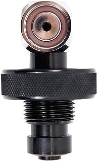 hudiemm0B Din to Yoke Converter Scub-a Diving Snorkeling DIN to Yoke Regulator Converter Adapter with Dust Cap