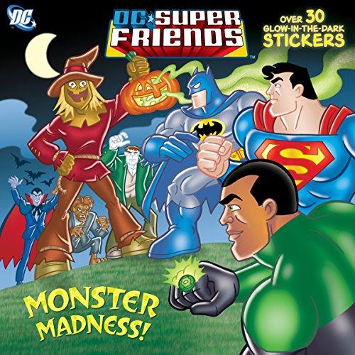 (Monster Madness! (DC Super Friends))