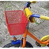 Pays de Maison Boutique® Panier vélo pour enfant métal revêtu einkaufs Panier de vélo pour enfant