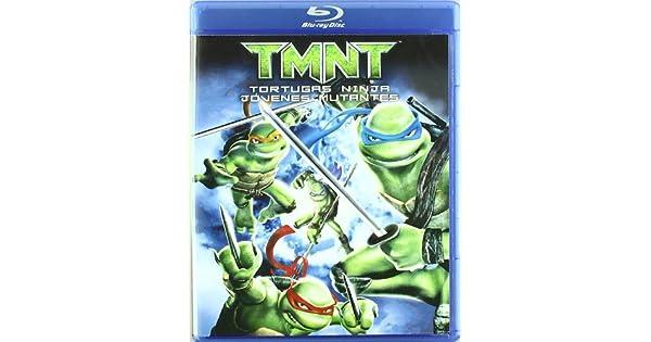Amazon.com: Tmnt: Tortugas Ninja Jóvenes Mutantes (Blu-Ray ...