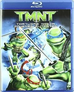 TMNT: Tortugas Ninja Jóvenes Mutantes [Blu-ray]