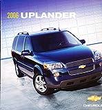 2006 Chevrolet Uplander Van 28-page Canada Car Sales Brochure Catalog
