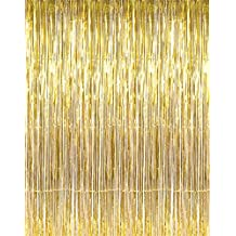 GOER Foil Fringe Curtains