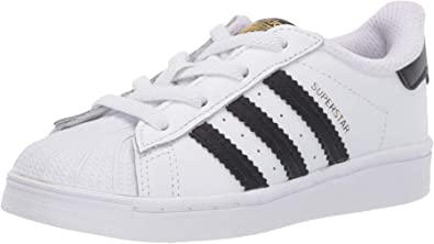 Amazon.com | adidas Originals unisex-child Superstar Shoes | Sneakers