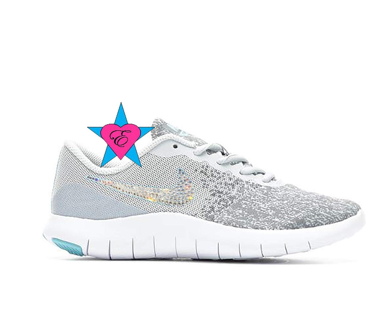 c840b4d24be78 Amazon.com  Bling Shoes for Girls Nike Flex Contact