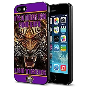 diy zhengNCAA ISU Tiger football, Cool Ipod Touch 4 4th Smartphone Case Cover Collector iphone Black