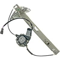 A-Premium Power Window Regulator with Motor for Chevrolet Impala 2006-2013 Impala Limited 2014-2016 Front Left Driver Side