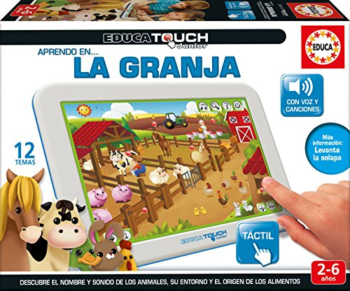 Educa-Touch-Junior-La-Granja-juego-educativo-Educa-Borrs-16132