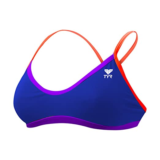 da9a2427fa0ee Amazon.com  TYR Womens Solid Brites Crosscutfit Top  Sports   Outdoors