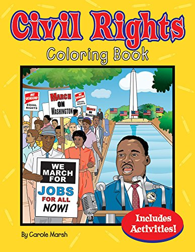 Search : Civil Rights Coloring and Activity Book (Black Heritage)