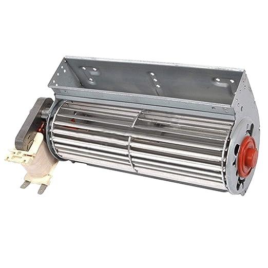 Spares2go - Unidad de motor de refrigeración de ventilador para ...