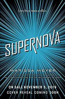 Book Cover: Supernova