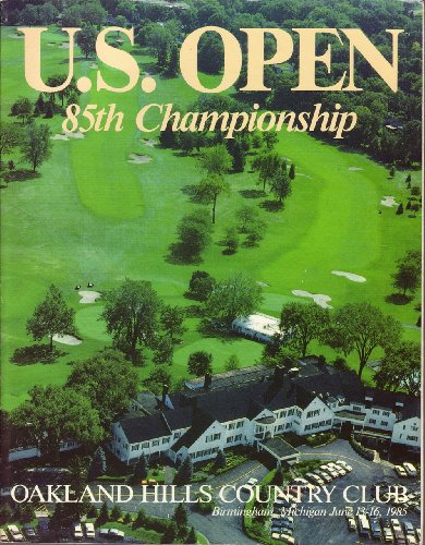 (U.S. Open 85th Championship (Oakland Hills Country)