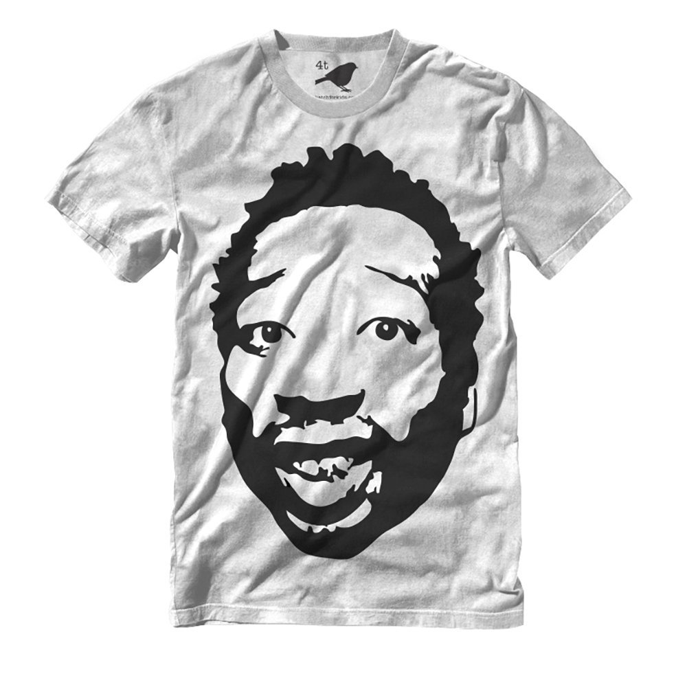 Hatch For Kids ODB Shirt by Ol Dirty Bastard T-Shirt - Rap Hip-Hop Unisex Children's Clothing Tees 2T-12