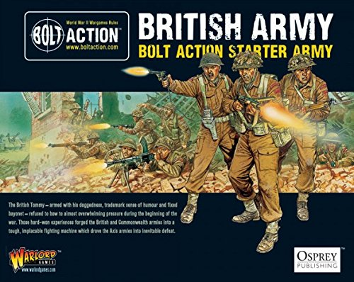 Bolt Action WWII British Starter Army by Warlord Games (Image #1)