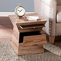 Harper Blvd Diana Geometric Storage Accent Table