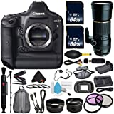 6Ave Canon EOS-1D X DSLR Camera International version (No Warranty) + Tamron 200-500mm f/5-6.3 SP AF Di LD (IF) Lens for Canon EOS + Battery Grip + LP-E6N Replacement Lithium Ion Battery Bundle