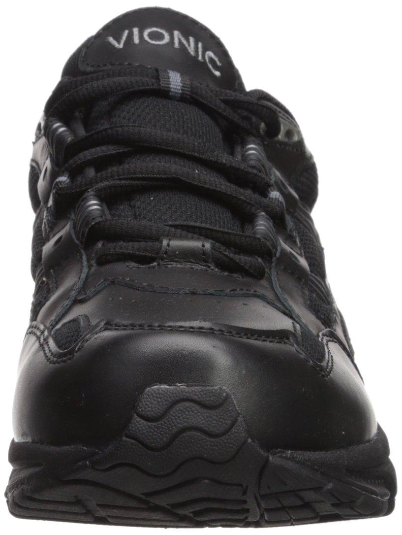 Vionic Women's Walker Classic Shoes, 8 B(M) US, Black by Vionic (Image #4)