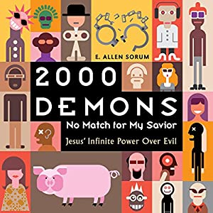 2000 Demons Audiobook