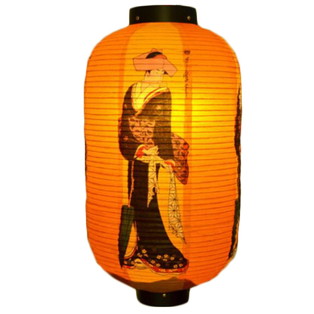 George Jimmy Japanese Style Hanging Lantern Sushi Restaurant Decorations -A24