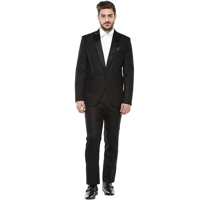 Amazon.com: Versátil Traje de esmoquin para hombre, color ...