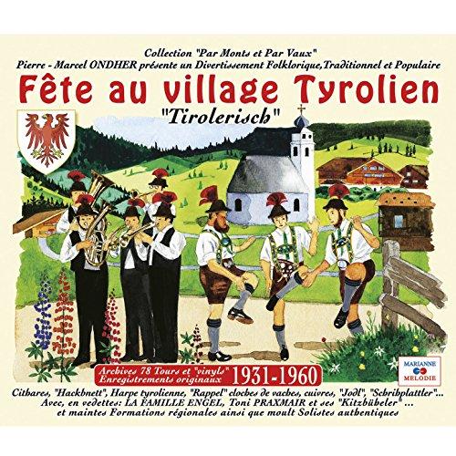 Les enfants du Tyrol (Polka)
