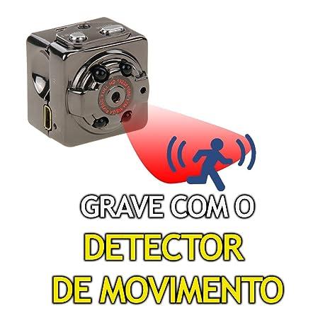 29f5e71f6a6 Micro câmera espiã com detector de movimento