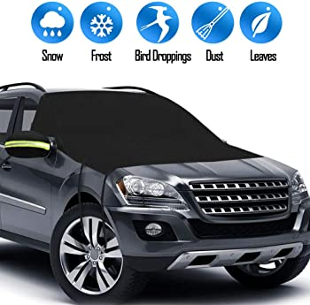 Big Ant Magnetic Windshield Snow Cover