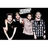 5 Seconds Of Summer 5SOS Peace Poster Maxi - 91.5 x 61cms (36 x 24 Inches)