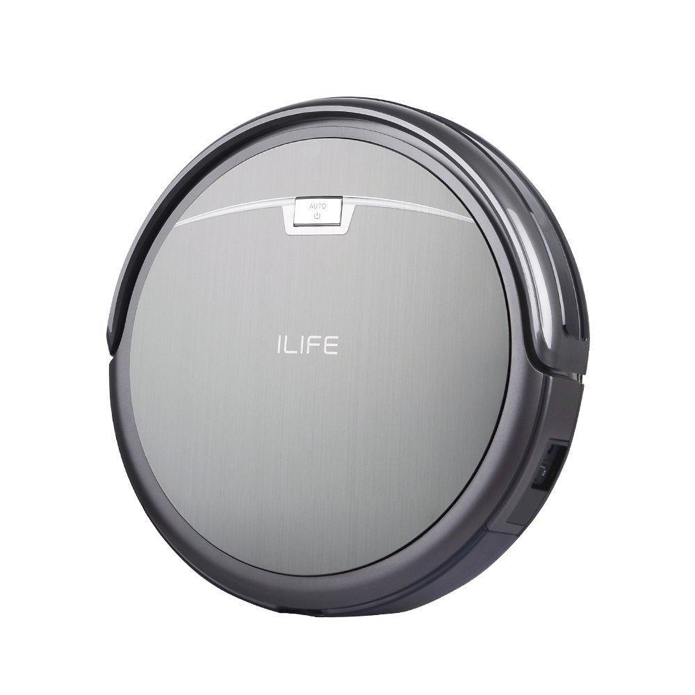 ILIFE A4s Robot Vacuum Cleaner Titanium Gray (Renewed)