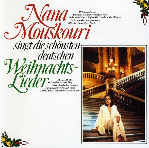 Nana Mouskouri Singt Die Schonsten Deutschen Weihnachtslieder(German Christmas Songs) (Mouskouri Christmas Nana Cd)