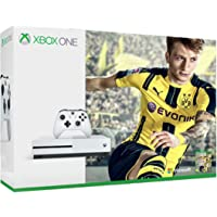 Xbox One S with Fifa 17 , 500GB , 1 Wireless Controller , White