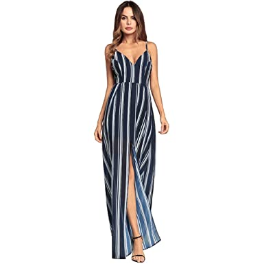 Halter Dress Strip