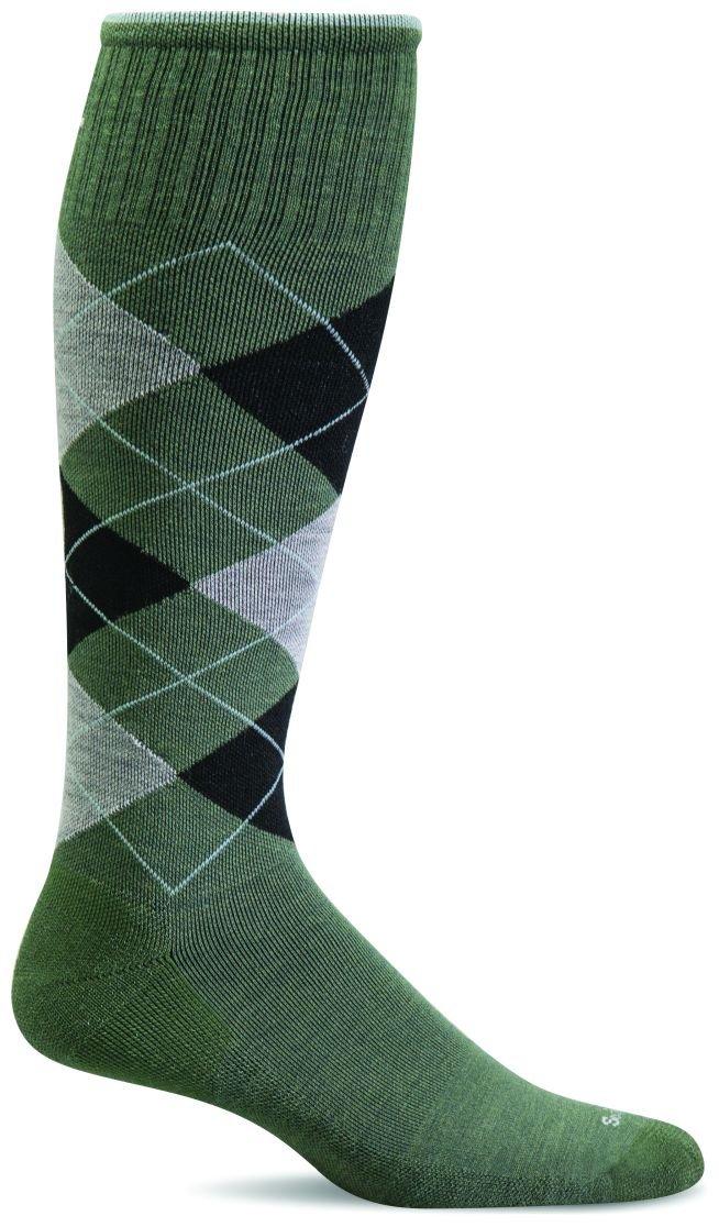 Sockwell Men's Argyle Circulator Sock