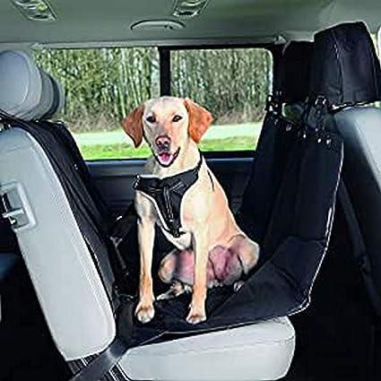 Trixie 1324 Auto Schondecke 1 45 1 60 M Schwarz Haustier