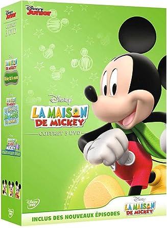 Amazon Com La Maison De Mickey Mickey Mickey Fait La Course Le Tour Du Monde De Mickey Athlete De Haut Niveau Movies Tv