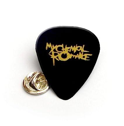 My Chemical Romance púa de guitarra púa de púa joyería y ...